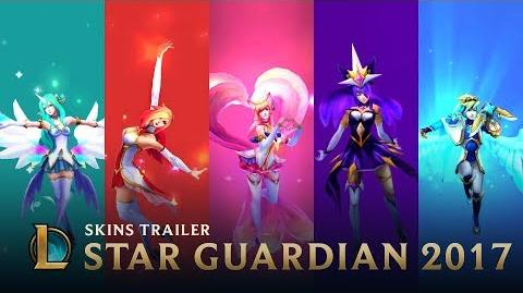 Light A New Horizon Star Guardian 2017 Skins Trailer - League of Legends
