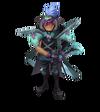 Master Yi PsyOps (Turquoise)