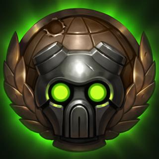 Ikona Rekruta Oddziału Omega