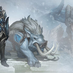 Sejuani Update Concept 5 (by Riot Artist <a href=