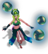 Syndra Poolparty-Syndra (Smaragd) M