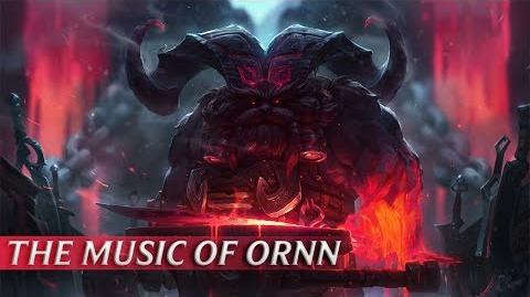 The Music of Ornn Behind the Scenes - League of Legends