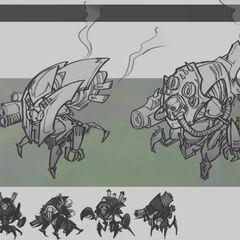 Urgot Update Concept 21 (by Riot Artist <a href=