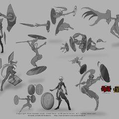 Zoe Concept 4 (by Riot Artist <a href=