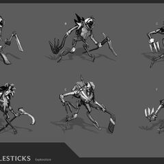 Union Jack Fiddlesticks Concept 1 (by Riot Artist <a rel=