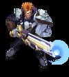 Graves BattleProfessor (Formal)
