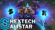 Hextech-Alistar - Skin-Spotlight