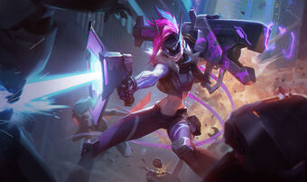 Jinx/Skins | League of Legends Wiki | FANDOM powered by Wikia