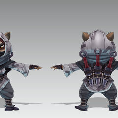 Arctic Ops Kennen Concept (by Riot Artist <a href=