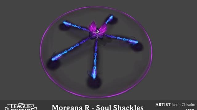 Morgana Visual Update VFX Reel