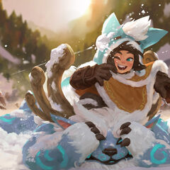 Nunu &amp; Willump It's Me and You Promo 1 (By Riot Collaborating Artist <a rel=