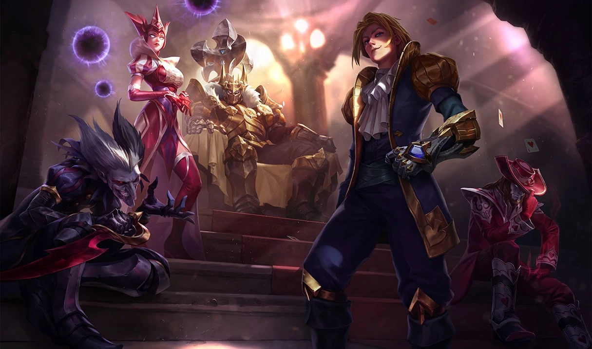 Twisted Fate Herzbube-Twisted Fate S