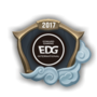 Worlds 2017 EDward Gaming Emote