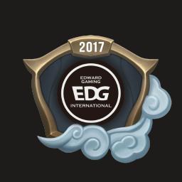 Worlds 2017 EDward Gaming Emote