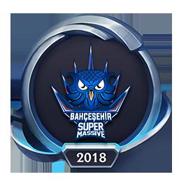 Worlds 2018 SuperMassive eSports Emote