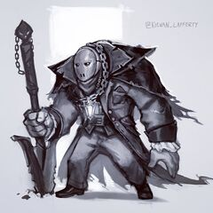 Undertaker Yorick Update Concept 4 (by Riot Artist <a href=
