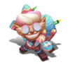 Ziggs SugarRush (Sweet Tooth)