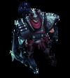 Darius HighNoon (Obsidian)