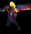 Ekko Pulsefire (Ruby)