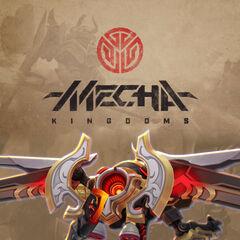 Mecha Kingdoms Jax Model 3 (by Riot Artist <a href=