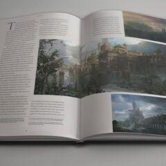 2014 Runeterra Map Concept 6 (by Riot Artist <a href=