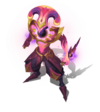 Shaco DarkStar (Rose Quartz)