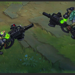 Omega Squad Twitch Concept 1 (by Riot Artist <a href=
