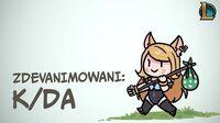Zdevanimowani - KDA