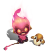 Amumu Infernal (Rose Quartz)