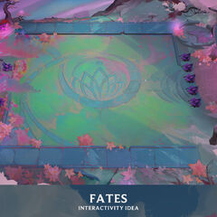 Fates Arena Concept (by Riot Artist <a href=