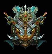 Bilgewasser Wappen