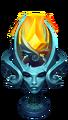Clash Level 5 Shadow Isles Trophy