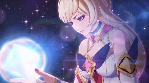 Ein neuer Horizont Animation Sternenwächterin Ahri – League of Legends