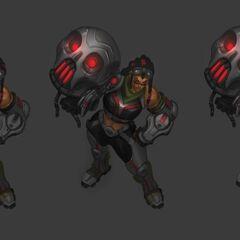 Resistance Illaoi Concept 6