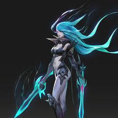 Death Sworn Katarina Concept 2 (by Riot Artist <a href=