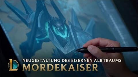 Mordekaiser Neugestaltung des eisernen Albtraums – Hinter den Kulissen League of Legends