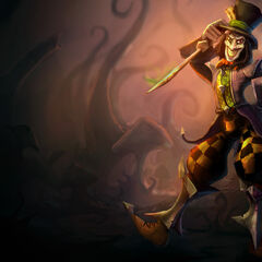 1st Mad Hatter Shaco