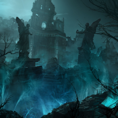 Shadow Isles Landscape 1