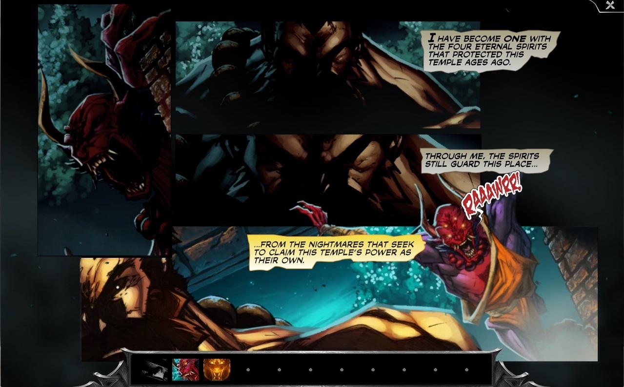 Udyr SpiritGuard Comic pr02
