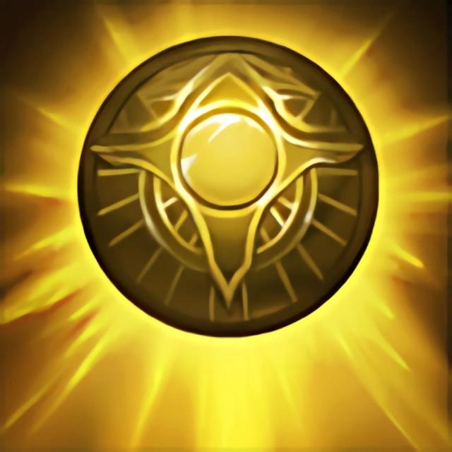 Verschlissenes Amulett des Aufstiegs item
