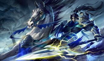 Xin Zhao WarringKingdomsSkin