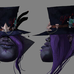 Pentakill Yorick Mortal Reminder Concept 2 (by Riot Artist <a rel=
