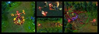 Zyra Wildfire Screenshots