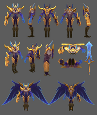 Aatrox Update Justikar Model 01