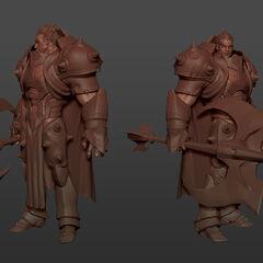 Darius Model 2 (by Riot Artists <a href=