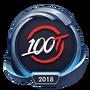 Emotka Mistrzostwa 2018 – 100