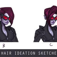 Safecracker Evelynn Update Concept 2 (by Riot Artist <a href=