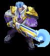 Graves BattleProfessor (Pearl)