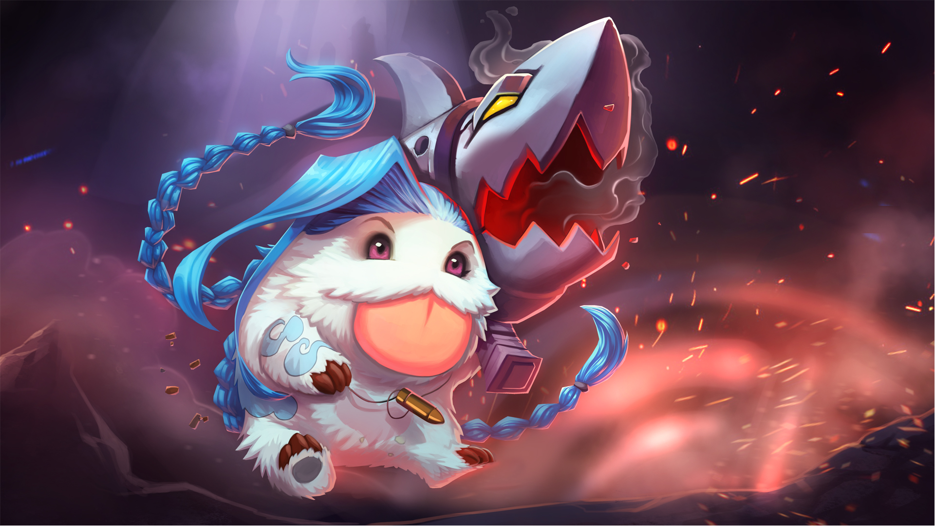 image - jinx poro | league of legends wiki | fandom poweredwikia