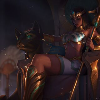 Pharaoh Nidalee